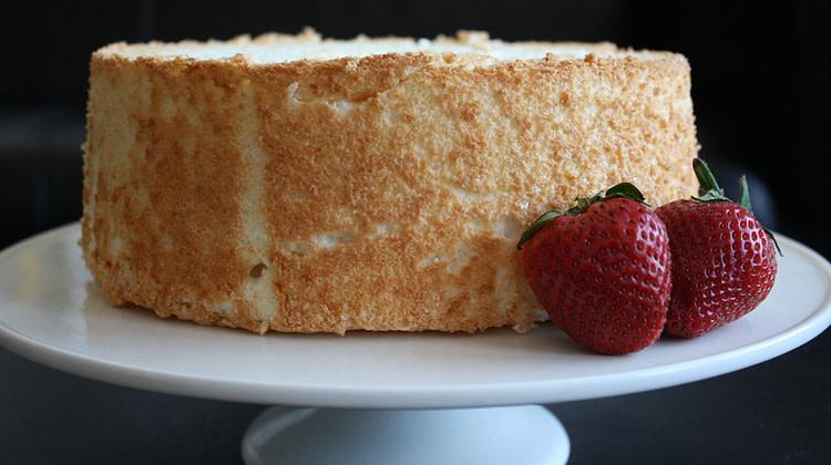 Vegan Angel Food Cake – 3 Best Healthy Recipes