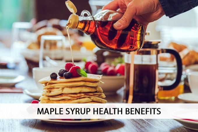 MAPLE SYRUP NUTRITION AND HEALTH BENEFITS