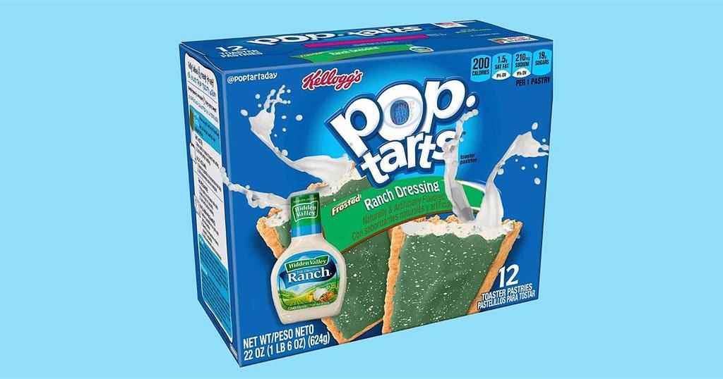 ARE POP TARTS VEGAN