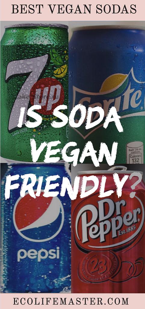Is Soda Vegan