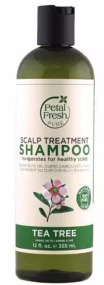 Peddle Fresh Pure Scalp Treatment Shampoo with Tea Tree