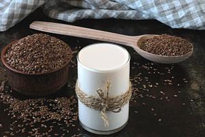 flaxseed milk