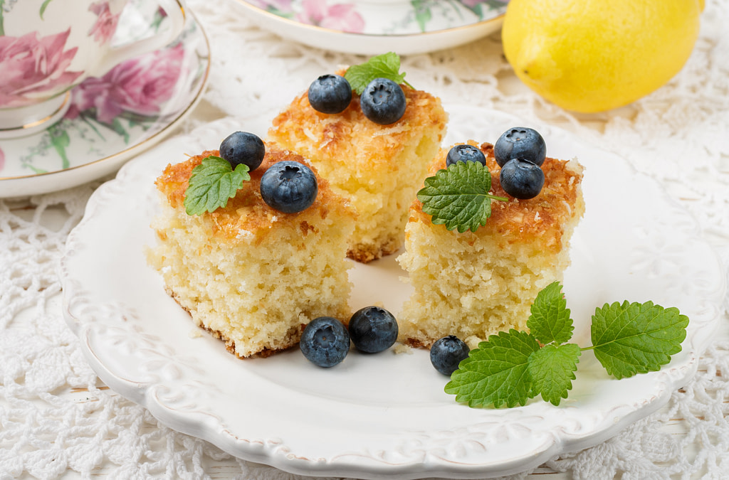 Vegan Angel Food Cake