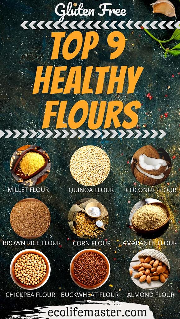 TOP Healthy Flour