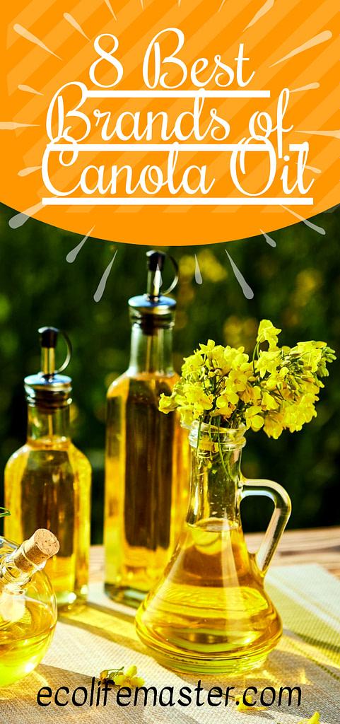 Best brands of Canola Oil