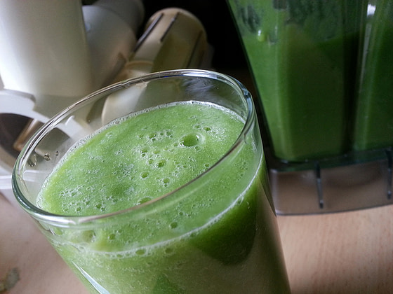 Green Juices for Cancer – 8 Best Recipes
