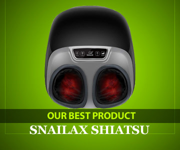 Snailax Shiatsu Massager
