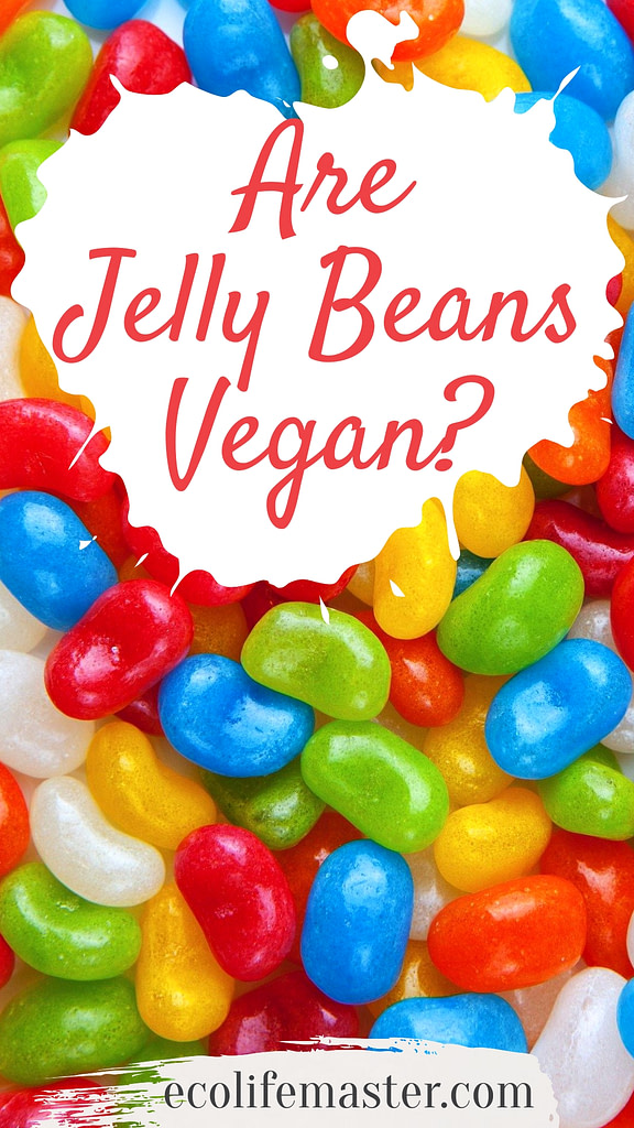Are Jelly Beans Vegan Candy